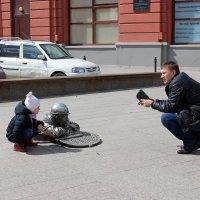 Люди моего города :: раиса Орловская