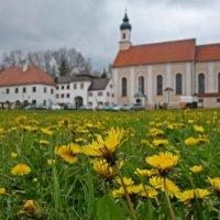 Монастырь Весобрун.. Deutschland :: Galina Dzubina