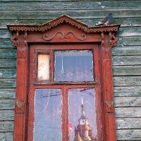 Провинция. Вид за окном :: Marina Bernackaya Бернацкая