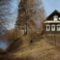 Деревня :: Григорий