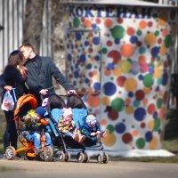 весна, любовь, демография :: Евгений Фролов