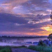 Туман :: Альберт Сархатов