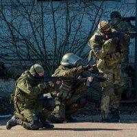 в атаку :: Лев Сергеев