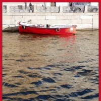 красная лодка :: vadim