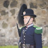Служба в замке Осло :: Eddy Eduardo