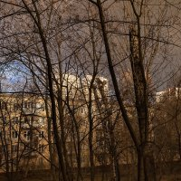 """""""Тучи над городом встали, в воздухе пахнет грозой"""" :: Сергей Козырев"""