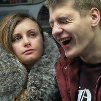 две эмоции.. :: Владимир Матва