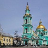 Богоявленский кафедральный собор в Елохове. Москва. :: Юрий Шувалов