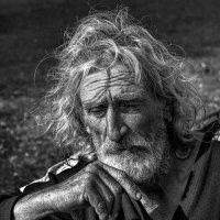 Мужской портрет 29 :: Цветков Виктор Васильевич