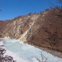 Река перед вскрытием :: Анатолий Иргл