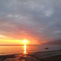 Горная река впадающая в черное море :: Yuliya Nesterenko