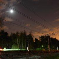 Ночь :: андрей громов