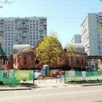 Церковь Троицы Живоначальной в Чертанове (новая) :: Александр Качалин