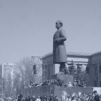 Памятник В.Куйбышеву :: Ирина ***