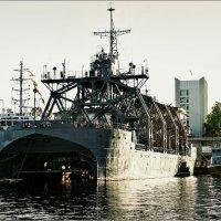 Корабль с вековой историей... :: Кай-8 (Ярослав) Забелин