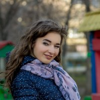 моя дочь :: Андрей Юзеев