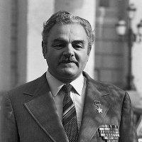 Писатель, Герой Советского Союза, Владимир Карпов. :: Николай Кондаков