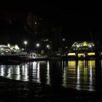 Вечер на спортивной набережной Владивостока :: Дмитрий