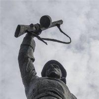 Спасибо деду за Победу! :: Михаил Тищенко