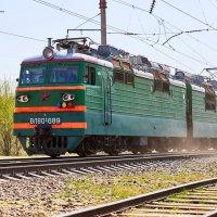 ВЛ80С-689 :: Владимир Кознов