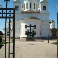 Памятник Кириллу и Мефодию :: марина ковшова