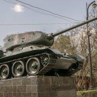 Т-34 :: Олег Савин
