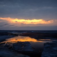 Закат над Плещеевым озером :: A_Performance ...