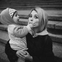 Оля и Эмма :: Ольга Коблова