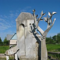Сухой фонтан,совсем сухой! :: Ольга Маркова