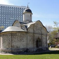 Церковь Трифона мученика в Напрудном :: Александр Качалин