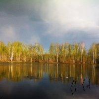 на рыбалке :: александр дмитриев