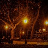В парке :: Георгий Морозов