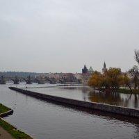 Осень на Влтаве :: Ольга