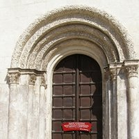 Дверь Дмитриевского собора :: Анна Воробьева