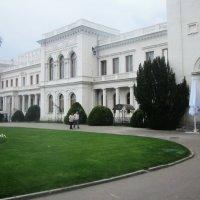 Крым. Ливадийский дворец :: татьяна