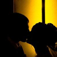 Поцелуй любви :: Алёна Фенько