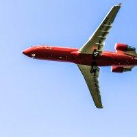 самолет заходит на посадку :: Тот-Самый Санек