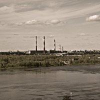 Кипит промышленная жизнь... :: Андрей Головкин