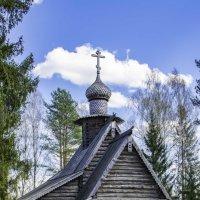Деревянная церковь :: Влад Поляков