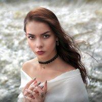 Девушка и река.... :: Андрей Войцехов
