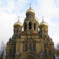 Свято-Никольский морской собор :: Анна Воробьева
