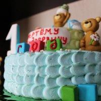 Вкусный тортик :: Анастасия Рябкова