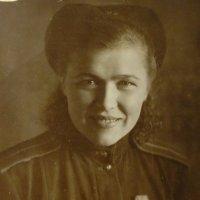 Журавлева Анна Павловна. (1920-2014) :: Татьяна Помогалова