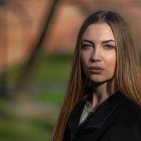 вечерний портрет :: Евгений Никифоров