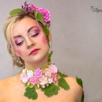 Цветочный work shop :: Лидия Павлюкова