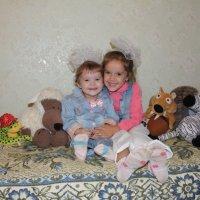 Мы с сестрёнкой :: Михаил Костоломов