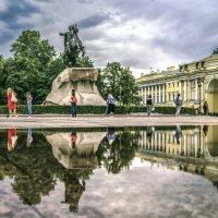 Популярная достопримечательность :: Valeriy Piterskiy