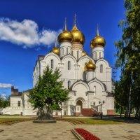 Успенский собор :: Moscow.Salnikov Сальников Сергей Георгиевич
