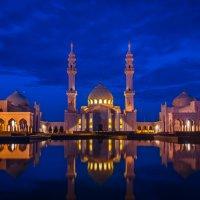 Белая мечеть. Булгар :: Ирек Галиуллин