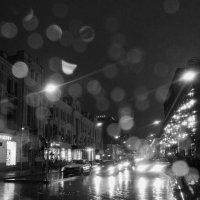 Ночь. Зима. Пробки. :: Александр